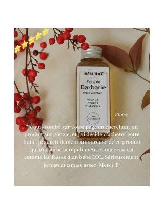 🥰 Huile vierge de figuier de barbarie du Maroc. Lien e la boutique dans la bio. . . #nebiance #soinvisage #routinebeaute #bellepeau #peaugrasse #biendansmapeau #jesuisbelle #produitsdebeaute #secretdebeaute #astucebeaute #prendresoindesapeau #cremehydratante #cernes #antirides #palperrouler #brossevisage #huiledebarbarie #figuedebarbarie #figuierdebarbarie #serumvisage #maroc